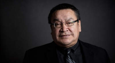 The Inquiry's lead commissioner Mike Metatawabin, a member of Fort Albany First Nation. Photo by Blue Earth Photography.
